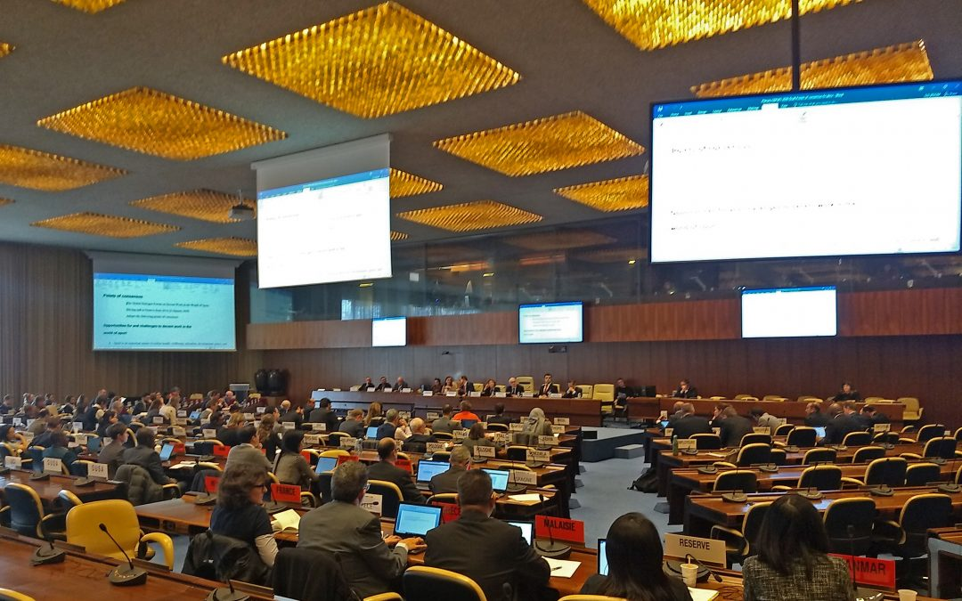 ILO Forum on Decent Work in the World of Sport