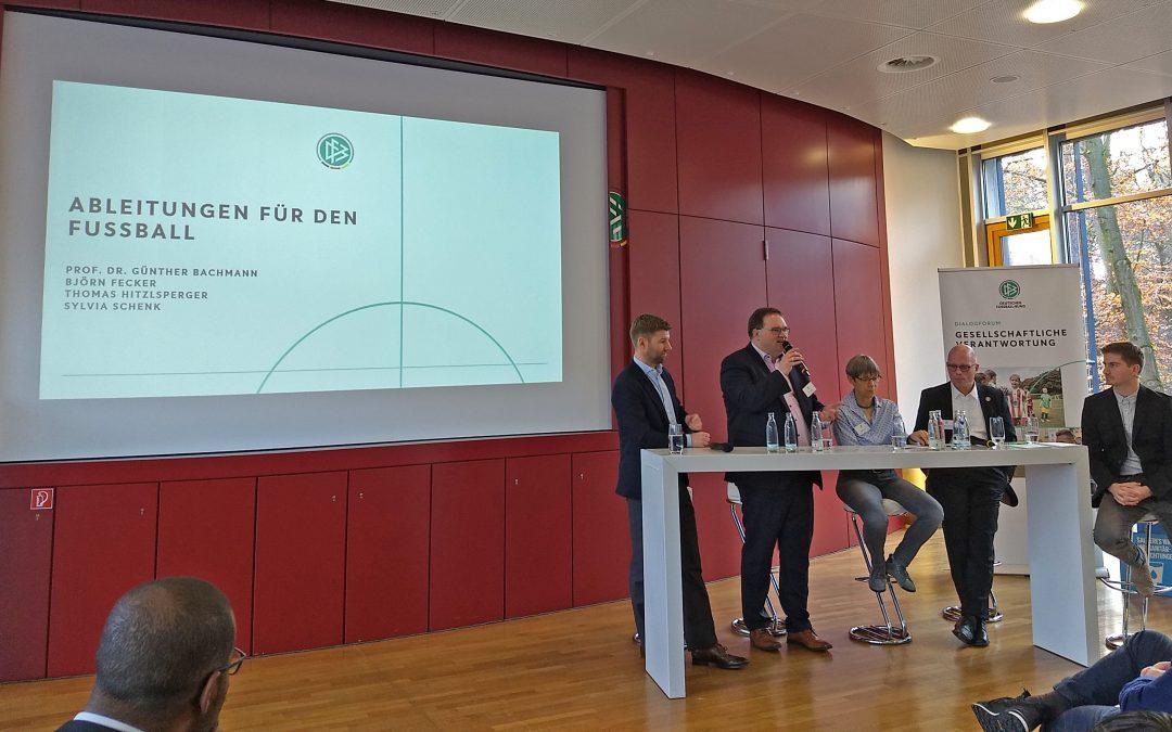 DFB-Dialogforum Gesellschaftliche Verantwortung